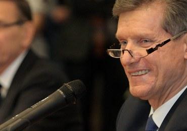 Były prezydent Olsztyna Czesław Małkowski skazany za gwałt
