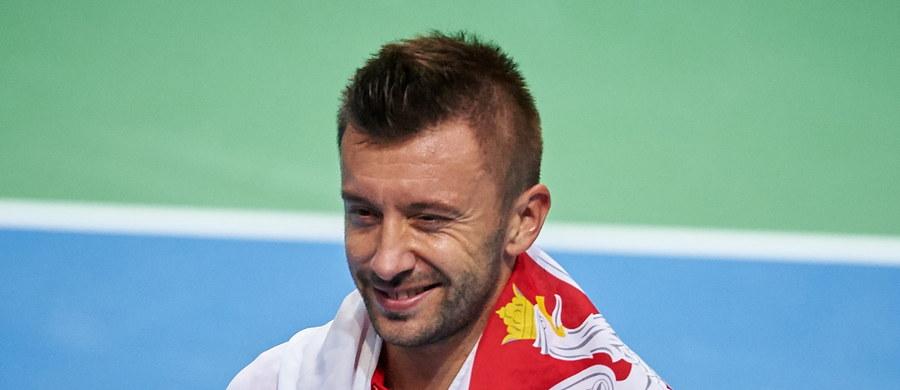 Polscy tenisiści, którzy w niedzielę wywalczyli historyczny awans do Grupy Światowej Pucharu Davisa, zajmują 17. miejsce w rankingu uwzględniającym wyniki w tych rozgrywkach. Biało-czerwoni w środowym losowaniu par 1. rundy przyszłorocznej edycji będą nierozstawieni.