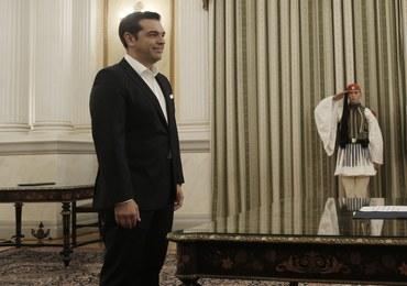 Nowy stary premier. Aleksis Cipras zaprzysiężony na szefa greckiego rządu