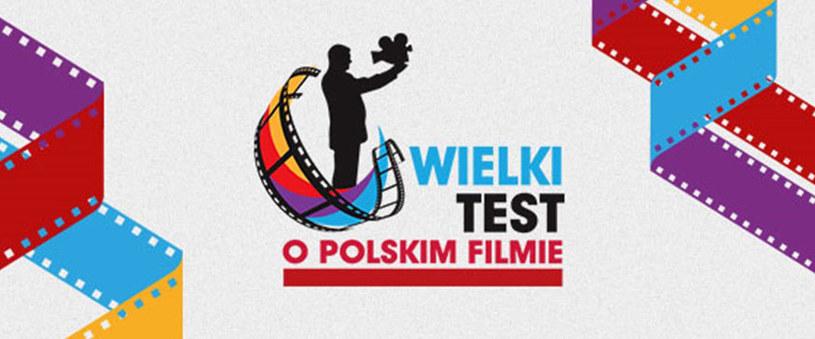 W poniedziałek, 28 września o godz. 20.25 na antenie TVP1, odbędzie się 3. edycja Wielkiego Testu o Polskim Filmie.  Wystarczy wejść na stronę www.interia.pl i rozwiązać test online. Na najlepszych czekają atrakcyjne nagrody.