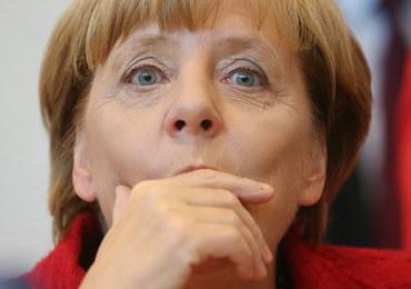 Merkel ostro ws. uchodźców: Nie ma tolerancji dla tych, którzy kwestionują godność człowieka
