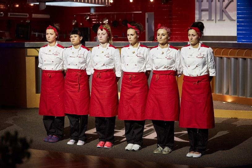 """Intrygi - pod tym hasłem przebiegał wczorajszy odcinek """"Piekielnej Kuchni"""". Dziewczyny z drużyny Czerwonej nie tylko nie wydały żadnego dania, ale także karczemnie się pokłóciły. Doszło nawet do gróźb!"""