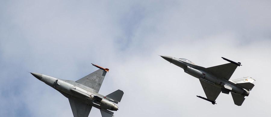Panika w Brukseli z powodu czterech F-16, które leciały nisko nad miastem. Straszliwy huk słychać było także w budynku, gdzie odbywa się szczyt Unii Europejskiej poświęcony uchodźcom.