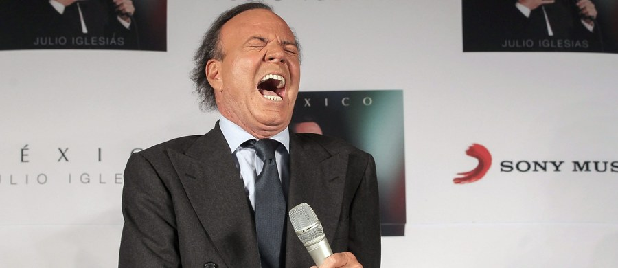 """Julio Iglesias, który ukończył właśnie 72 lata poinformował, że jego najnowszy album """"Mexico"""" jest jego ostatnim nagraniem w studio. Hiszpański pieśniarz zamierza jednak kontynuować występy na estradzie."""