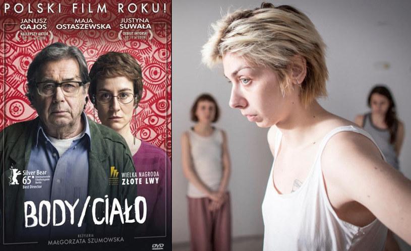 """Nagrodzony Złotymi Lwami oraz Srebrnym Niedźwiedziem film """"Body/Ciało"""" Małgorzaty Szumowskiej 15 października trafi na płyty DVD."""