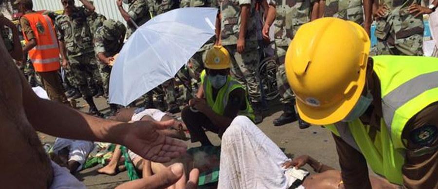 Rośnie liczba ofiar tragedii, do której doszło podczas dorocznej pielgrzymki do Mekki. Saudyjskie ministerstwo obrony podało, że zginęło ponad 700 osób, a co najmniej 800 zostało rannych. Te dane zmieniają się jednak nieustannie.
