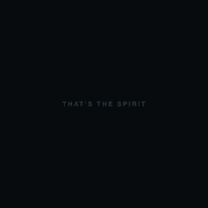 That's The Spirit