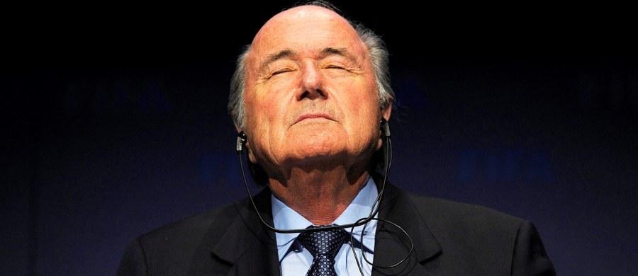 Prokuratura w Szwajcarii rozpoczęła postępowanie karne przeciwko prezydentowi FIFA Josephowi Blatterowi. Jest on podejrzany o niewłaściwe zarządzanie federacją.