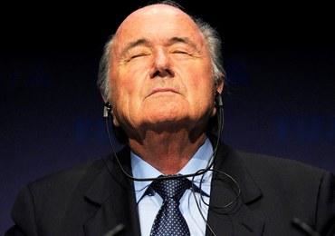Afera FIFA: Ruszyło postępowanie przeciwko Blatterowi
