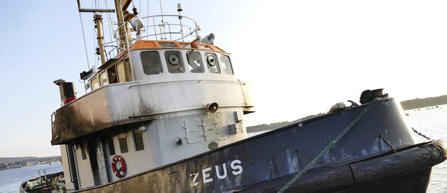 Szczecińska prokuratura wszczęła śledztwo ws. pożaru na holowniku Zeus, do którego doszło w nocy ze środy na czwartek w porcie Soelvesborg na południu Szwecji. Zginęło czterech polskich marynarzy.