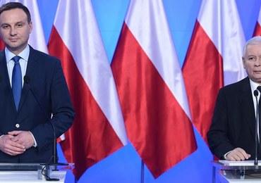 Nocne spotkanie Kaczyński - Duda. O czym rozmawiali?