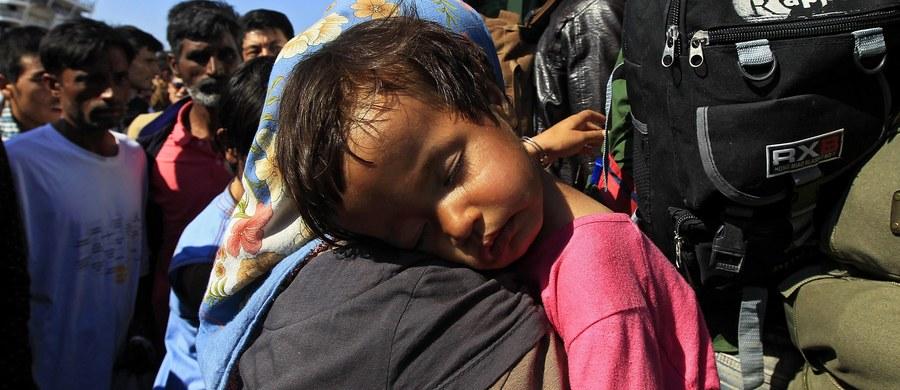 Od stycznia do lipca 133 tys. dzieci ubiegało się o azyl w Unii Europejskiej. To średnio 19 tys. dzieci w każdym miesiącu. Dzieci stanowią jedną czwartą osób szukających schronienia w Europie - alarmuje UNICEF.