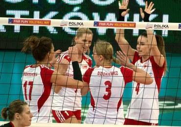 ME siatkarek: Na inaugurację Polki zagrają z czwartą drużyną ostatnich MŚ