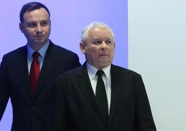 """Nocne spotkanie Kaczyński - Duda. """"Mamy prezydenta na pilota"""""""
