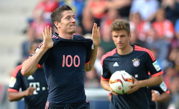 Na listę strzelców wpisał się w miniony weekend jedynie Robert Lewandowski. W ciągu ostatniego tygodnia nasz napastnik strzelił w Bundeslidze aż 7 goli. Niestety, dobrego weekendu nie mieli tym razem nasi bramkarze.