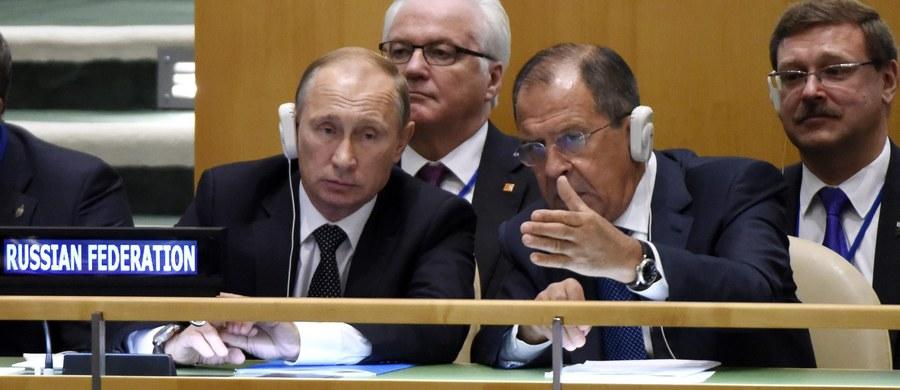 Władimir Putin po raz pierwszy od dekady wystąpił na Forum Zgromadzenia Ogólnego Organizacji Narodów Zjednoczonych. W czasie swojego przemówienie stwierdził między innymi, że Państwo Islamskie urosło w siłę po amerykańskiej inwazji na Irak w 2003 roku i w wyniku tego organizacja rozszerza swoją działalność na inne tereny regionu.