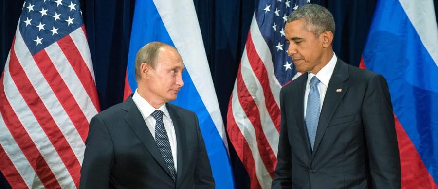 To pierwsze takie oficjalne spotkanie prezydentów USA i Rosji od dwóch lat. Barack Obama i Władimir Putin rozmawiali w nowojorskiej siedzibie ONZ. Politycy zgodzili się, by szukać politycznego rozwiązania dla Syrii, ale wciąż różnią się ws. przyszłości prezydenta tego kraju.