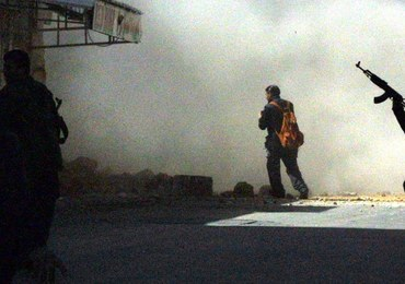 Zamieszki w Jerozolimie. Palestyńczycy zamknęli się w meczecie i rzucali koktajlami Mołotowa