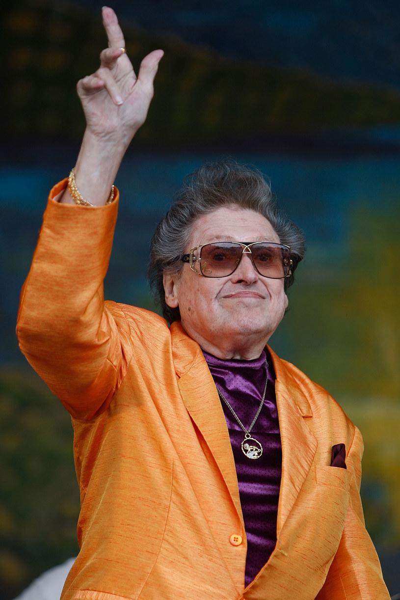 Znany wokalista i pianista bluesowy zmarł w poniedziałek 28 września w Gretnie w Luizjanie.