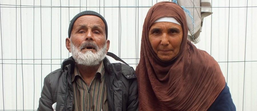 Niesłyszący i niewidzący 110-letni Afgańczyk wraz ze swoją czteropokoleniową rodziną przez miesiąc wędrował do Europy. W środę całą rodzinę zarejestrowano w Pasawie w Bawarii - poinformowały niemieckie media.