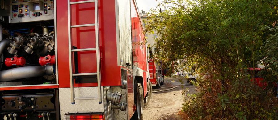 Groźny pożar w zakładzie produkującym plastikowe okna w Pakości koło Inowrocławia w Kujawsko-Pomorskiem. Z powodu dużego zadymienia strażacy musieli ewakuować mieszkańców z kilku pobliskich domów. Ogień został już opanowany. Informację na ten temat dostaliśmy na Gorącą Linię RMF FM.