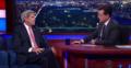 """USA: John Kerry """"zgrillowany"""" przez Stephena Colberta"""