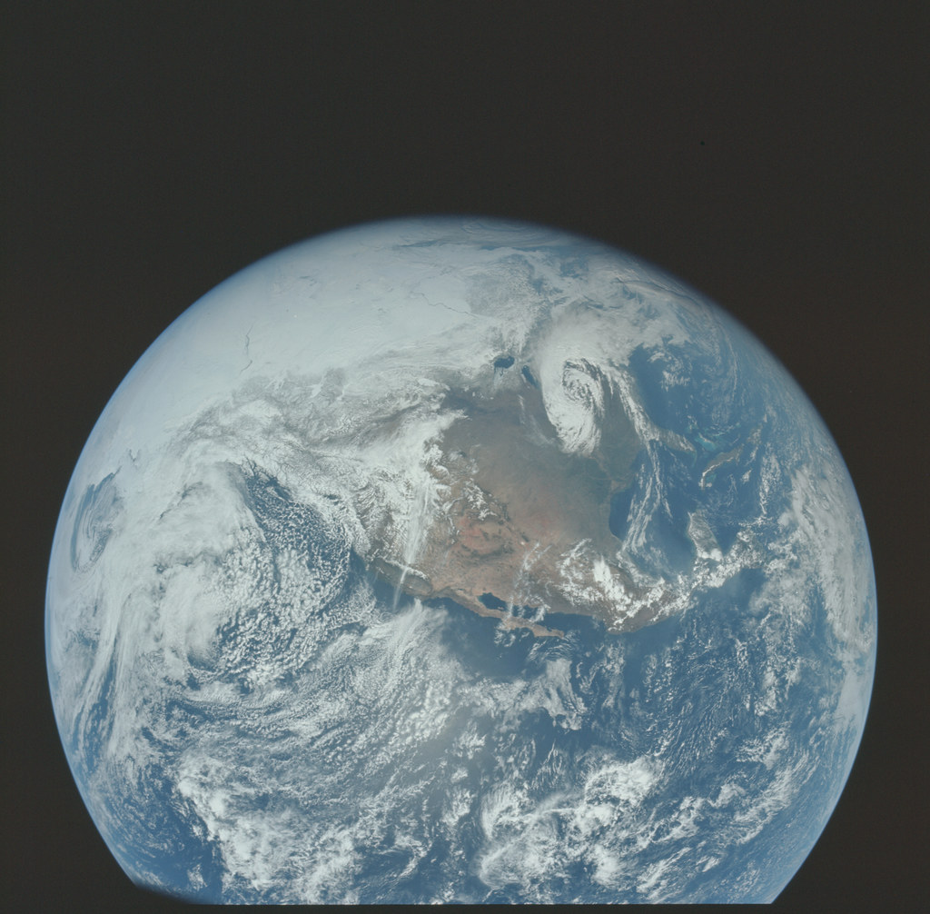 NASA photographs
