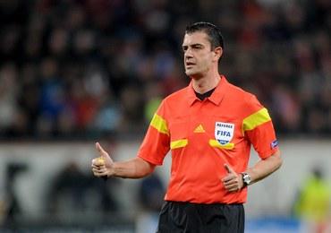 Popełnił wielki błąd na Euro 2012. Będzie sędzią meczu Polski ze Szkocją