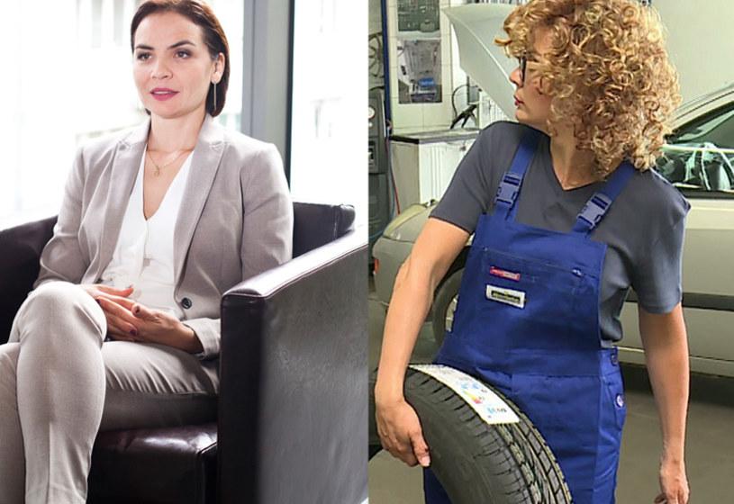 """Po raz pierwszy w programie """"Kryptonim Szef"""" w rolę szeregowego pracownika wcieli się kobieta. Monika Balewska będzie musiała pracować jako... mechanik samochodowy!"""