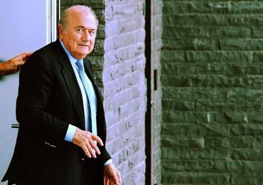 Afera FIFA. Światowe media: Sepp Blatter zawieszony na 90 dni