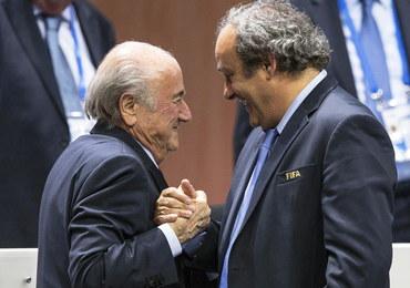 Pogrom na szczytach FIFA: Blatter, Platini i Valcke zawieszeni
