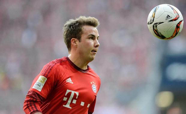 Napastnik piłkarskiej reprezentacji Niemiec Mario Goetze doznał kontuzji w czwartkowym spotkaniu eliminacji mistrzostw Europy 2016 z Irlandią (0:1) i nie zagra w ostatniej kolejce z Gruzją w niedzielę. Niepewny jest też występ Bastiana Schweinsteigera.