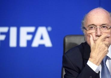 Afera FIFA: Sepp Blatter dowiedział się o zawieszeniu z komunikatu. Odwołał się