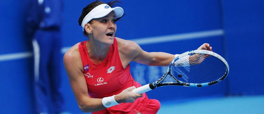 """Uderzenie Agnieszki Radwańskiej z wrześniowego półfinału turnieju w Tokio zostało wybrane w głosowaniu kibiców """"zagraniem miesiąca"""" w plebiscycie WTA. Polska tenisistka już po raz trzeci w tym sezonie została wyróżniona w ten sposób."""