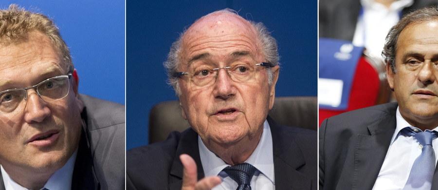 Prezydent Europejskiej Unii Piłkarskiej (UEFA) Michel Platini odwołał się od decyzji Komisji Etycznej FIFA zawieszającej go na 90 dni w pełnieniu obowiązków. Kara była związana z aferami finansowymi, w które zamieszane był Platini.
