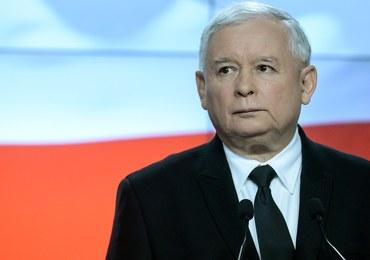 Kaczyński: Próba zastraszenia rolników, żeby oni polskiej ziemi nie kupowali