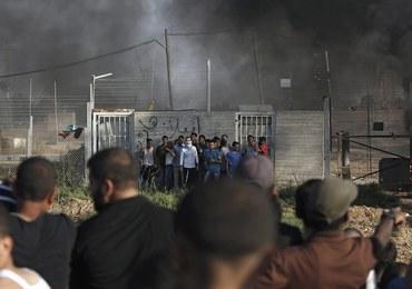 Trzylatka i ciężarna kobieta zginęły w izraelskim nalocie w Strefie Gazy