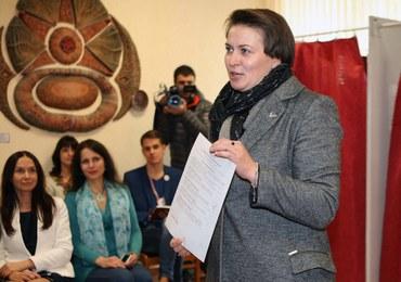 Białoruś: Opozycyjna kandydatka nie uznaje wyniku wyborów prezydenckich