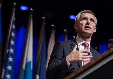 Szef NATO: Przez Rosję wojna w Syrii potrwa dłużej