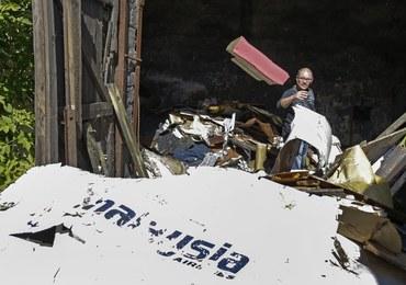 Boeing 777 zestrzelony rakietą Buk wyprodukowaną w Rosji