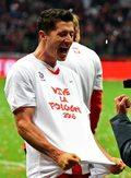 Lewandowski teraz błyszczy, a kiedyś przegrał z Chinyamą