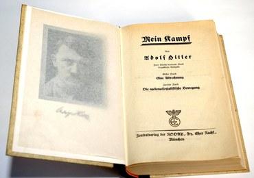 """Wkrótce we Francji krytyczne wydanie """"Mein Kampf"""". Środowiska żydowskie protestują"""