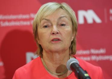 Minister nauki chce przeglądu procedur dotyczących imprez na uczelniach