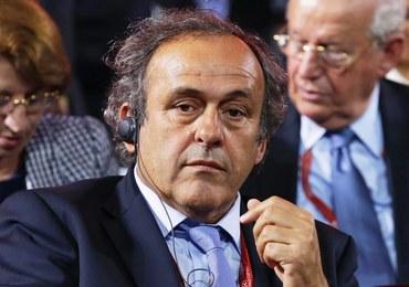 UEFA chce Platiniego na szefa FIFA