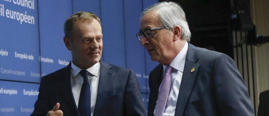 W niebezpieczny sposób powrócił temat niechcianego przez Polskę stałego mechanizmu rozdziału uchodźców między kraje UE. Stało się to za sprawą Donalda Tuska - ustaliła korespondentka RMF FM Katarzyna Szymańska-Borginon. O tej kontrowersyjnej sprawie niespodziewanie dyskutowali na szczycie w Brukseli szefowie państw i rządów UE.