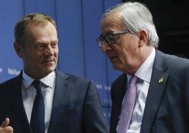 Szczyt UE: Niebezpieczny powrót tematu rozdziału uchodźców. Spięcie Tuska z premierem Włoch