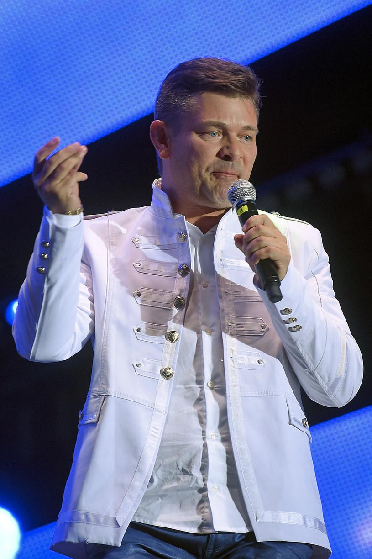 Zenek Martyniuk z discopolowej grupy Akcent nie może narzekać na brak zajęć.