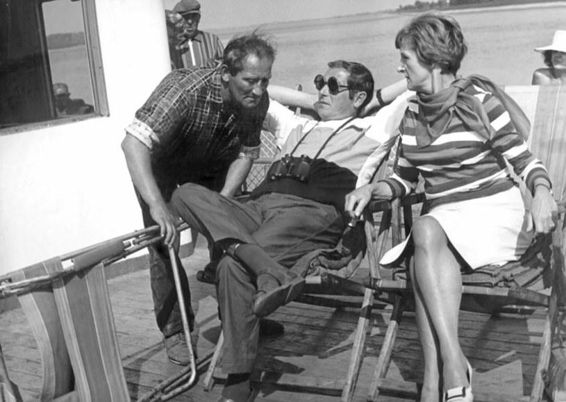 """W poniedziałek, 19 października, mija 45 lat od premiery kultowej komedii Marka Piwowskiego. Polskie kino płynie dalej, mało który film potrafi jednak dorównać legendzie """"Rejsu""""."""