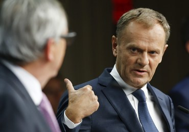 """Zarzucają Tuskowi niewidoczność w unijnej polityce. """"Robię, co uważam za stosowne"""""""