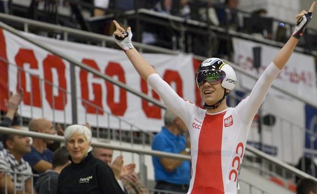 Dwa kolejne medale zdobyli w piątek polscy kolarze torowi w mistrzostwach Europy w szwajcarskim Grenchen. Złoty wywalczył Wojciech Pszczolarski w wyścigu punktowym, a brązowy - Damian Zieliński w królewskiej konkurencji, sprincie.